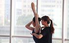 舞蹈艺考学习实况